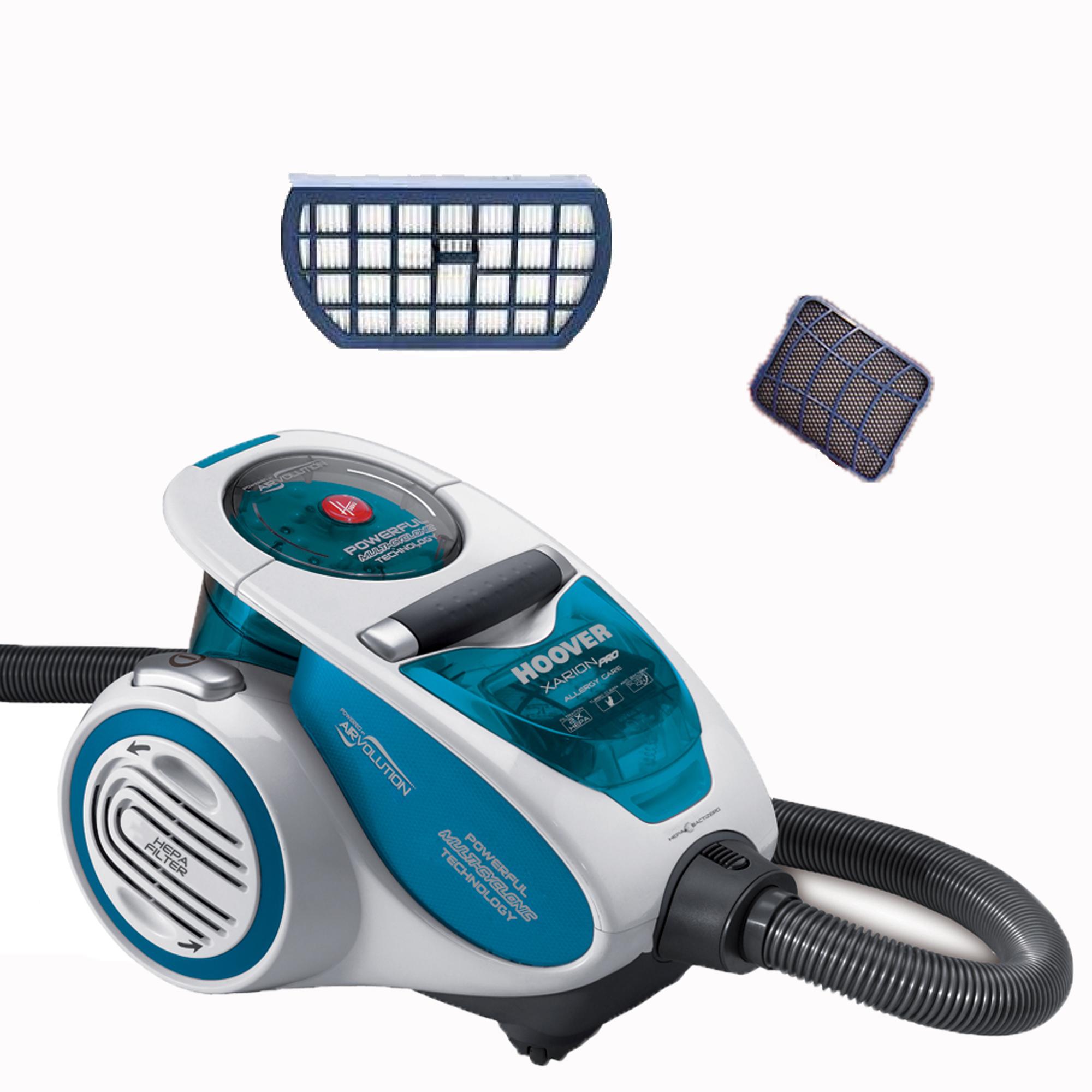 Комплекты подготовка Контейнерный пылесос Xarion Pro TXP1520 019 + аксессуары