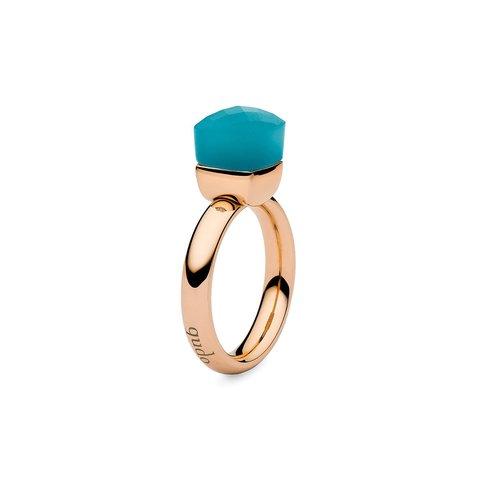 Кольцо Firenze turquoise opal 17.8 мм 610616/17.8 BL/G