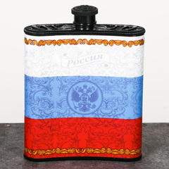 Фляжка «Россия», 210 мл, фото 7