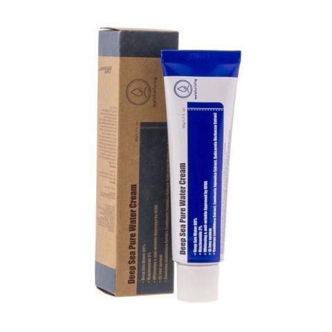 Purito Deep Sea Pure Water Cream крем с морской водой для глубокого увлажнения кожи