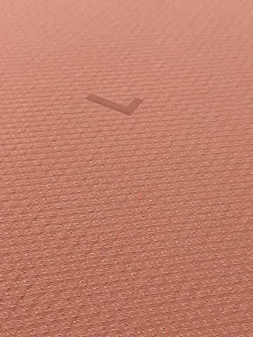 Коврик для йоги с разметкой Align Pink Mantra 183*61*0,6 см