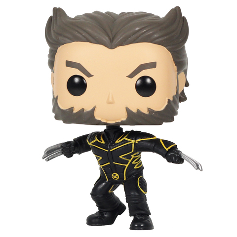 Фигурка Funko POP! Bobble: Marvel: X-Men 20th: Wolverine In Jacket 49282