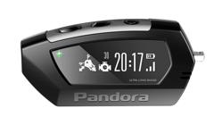 Pandora MOTO (model DX-42)  Сигнализация