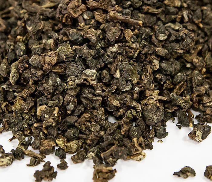 TEA-CH136 Улун Габа Алишань «Изумрудная» (Тайвань, 10 гр)