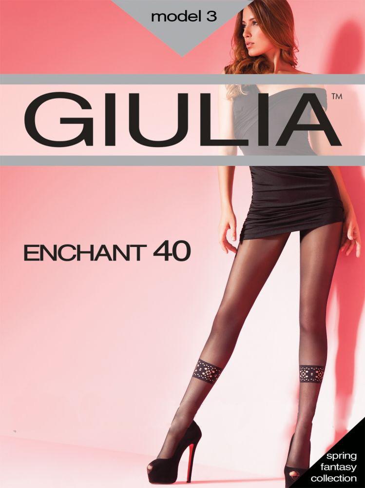 Колготки Giulia Enchant 3
