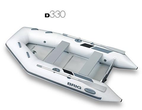 Надувная лодка BRIG D330