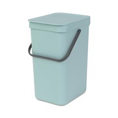 Встраиваемое мусорное ведро Sort & Go (12 л), Мятный
