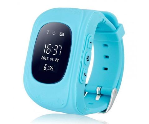 Kinder Watch / Умные часы детские Q50 | голубые