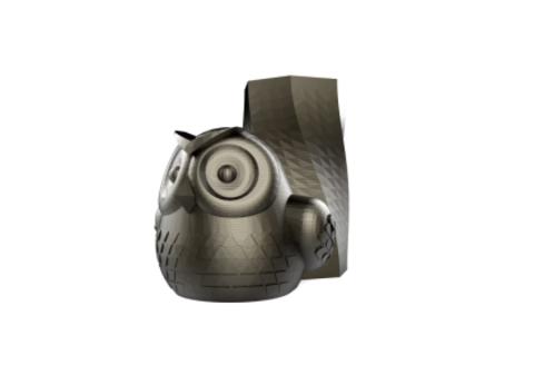 ESUN Esteel 1.75 мм 1кг., серебристый