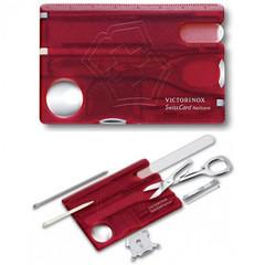 Швейцарская карточка 0.7240.T Nailcare