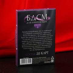 Эротические фанты «БДСМ для начинающих», 18+