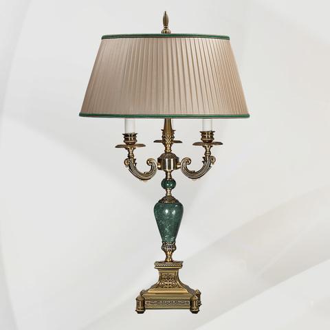Настольная лампа с абажуром 44-08.59/13159 РАСПУТИН