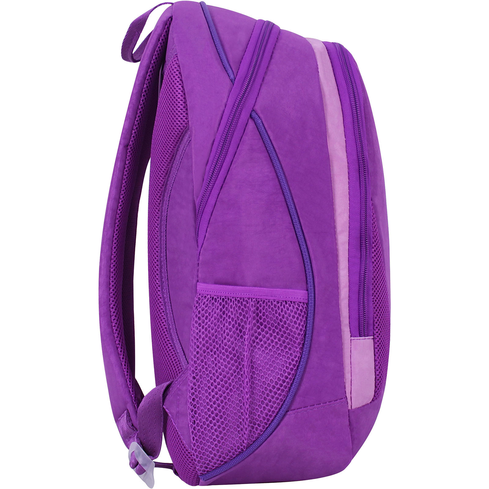 Рюкзак Bagland Ураган 20 л. Фиолетовый бузок (0057470) фото 2