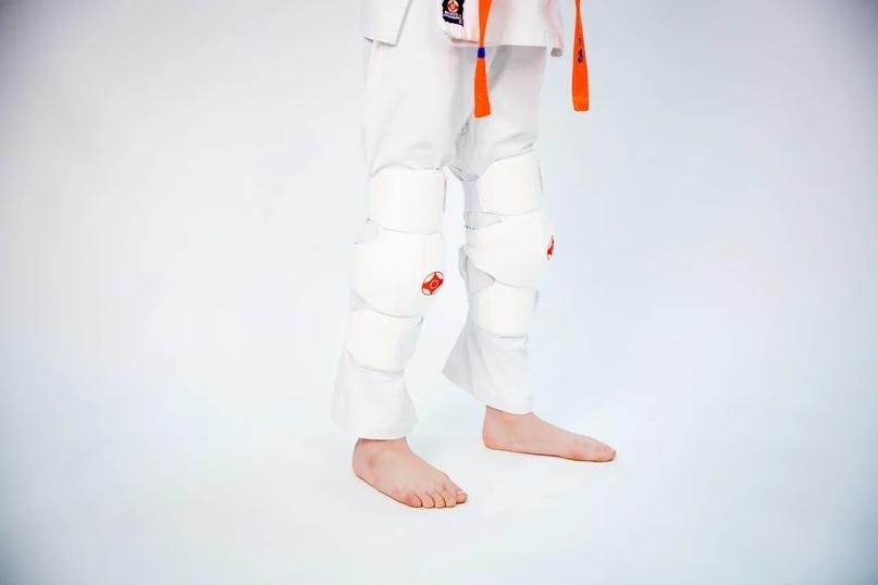 Специальная защита Защита колена (наколенник) киокушинкай AuG-zuSl0Bk.jpg