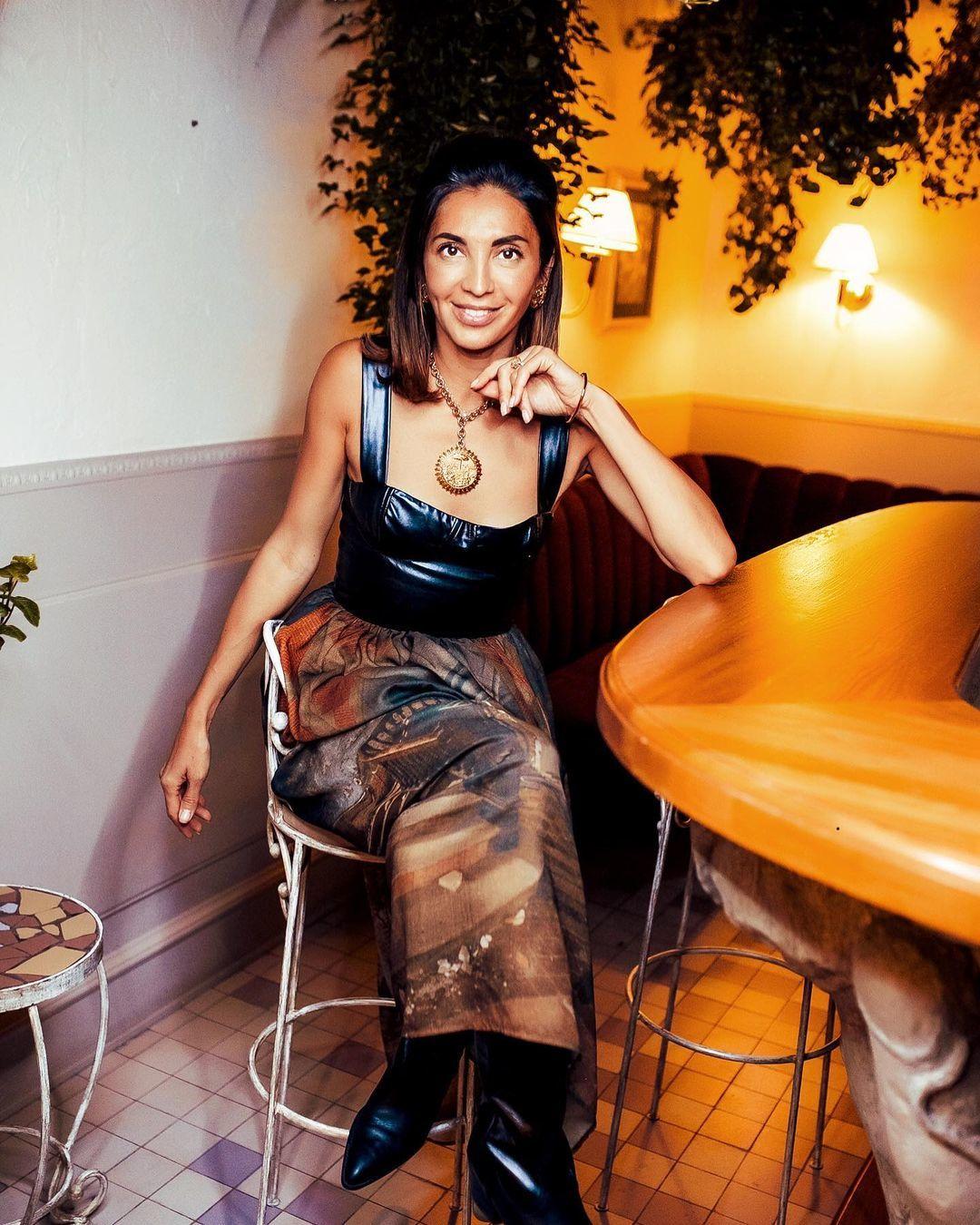 Кулон на цепи Chanel в геральдическом стиле 1980-е