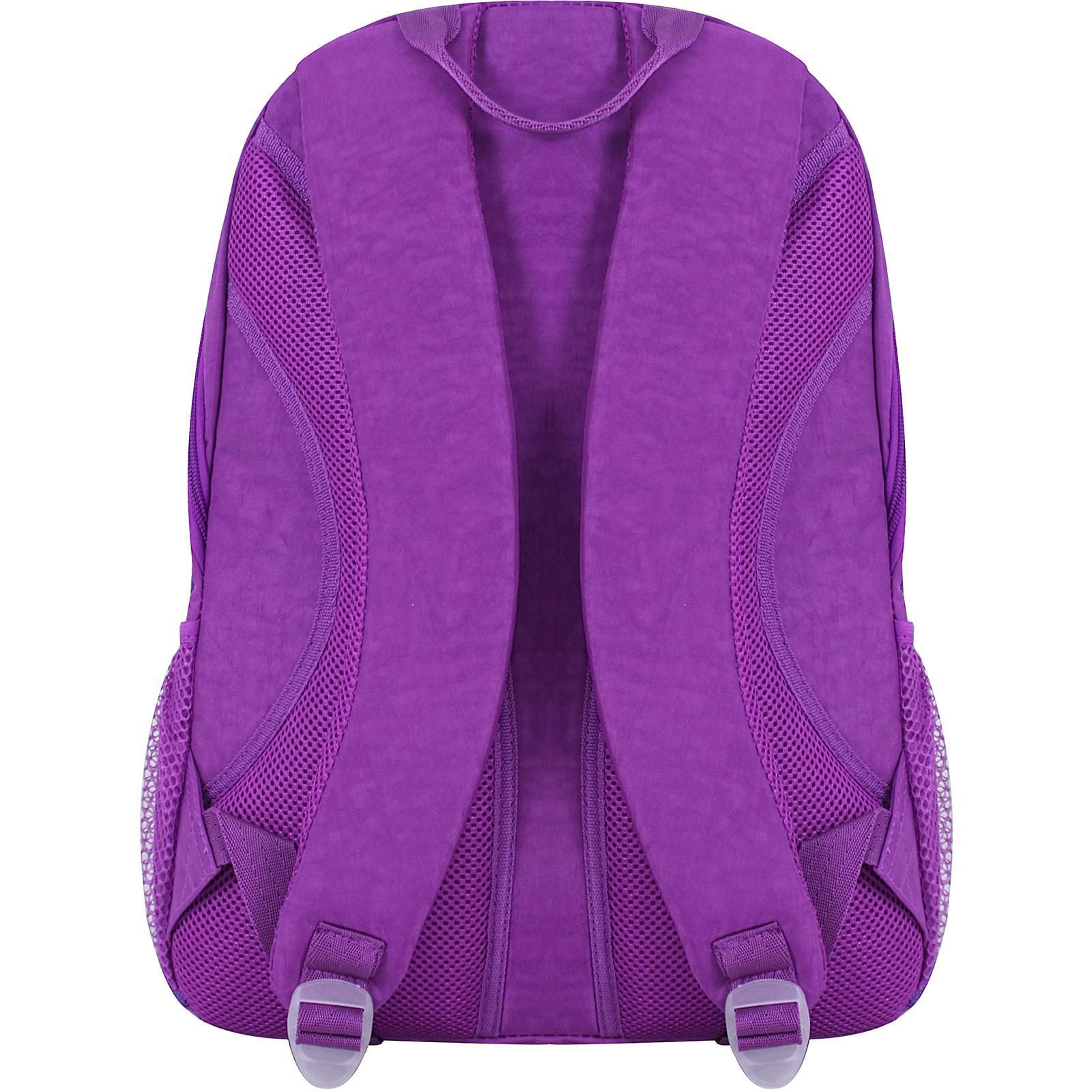 Рюкзак Bagland Ураган 20 л. Фиолетовый бузок (0057470) фото 3