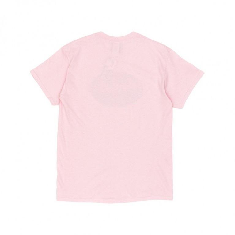 Футболка THRASHER Oval (Pink)