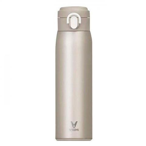 Купить термос Xiaomi Viomi Stainless Vacuum Cup 460ml (Золотистый)