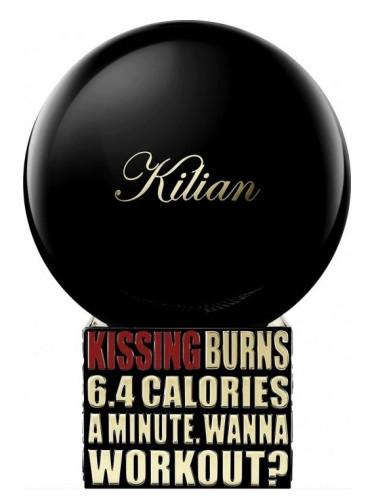 Kilian Kissing Burns 6 4 Calories a Minute Wanna Work Out EDP