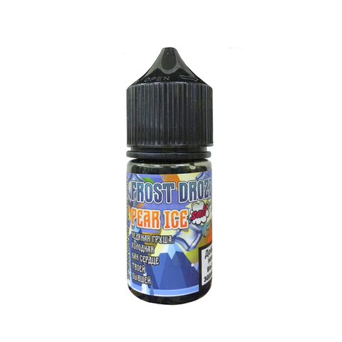 Жидкость Frost Drozd Salt 30 мл Pear Ice