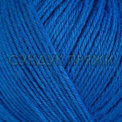 Gazzal Baby Wool XL 830 (яркий василек)
