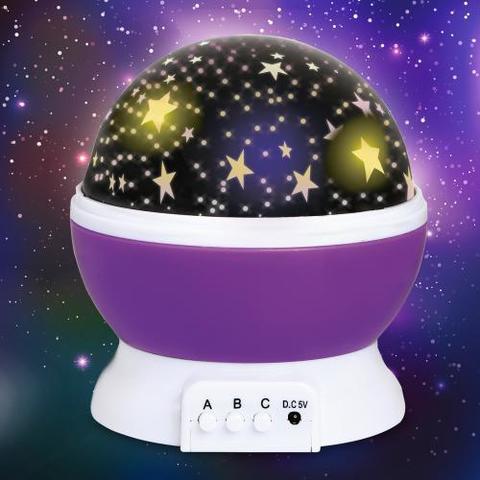 Ночник-проектор Мечта