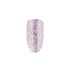 ONIQ Гель-лак MIX 103 Dusty Pink Holographic Shimmer, 6 мл