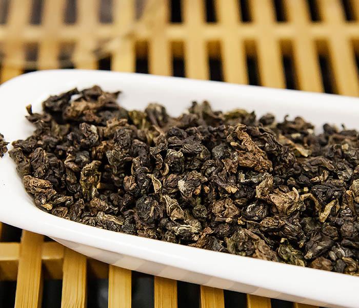 TEA-CH136 Улун Габа Алишань «Изумрудная» (Тайвань, 10 гр) фото 05