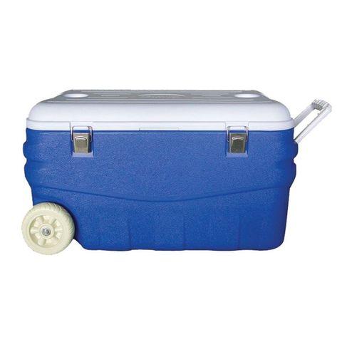 Автохолодильник Арктика 2000-100 100л синий/белый (2000-100/BLU)