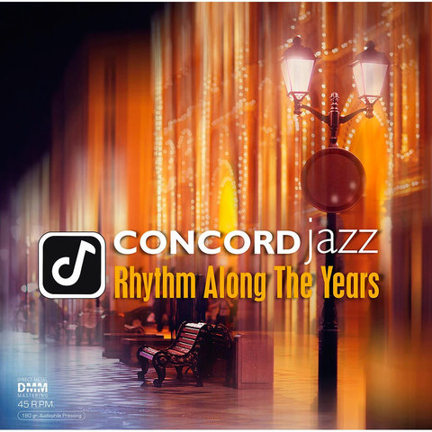 Inakustik LP, Concord Jazz - Rhythm Along The Years (45 RPM), 01678091