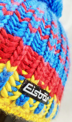 Шапка с помпоном Eisbar Lesly Pompon 026 - 2