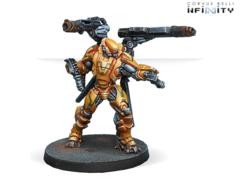 Yān Huǒ Invincibles (2 Missile Launchers)