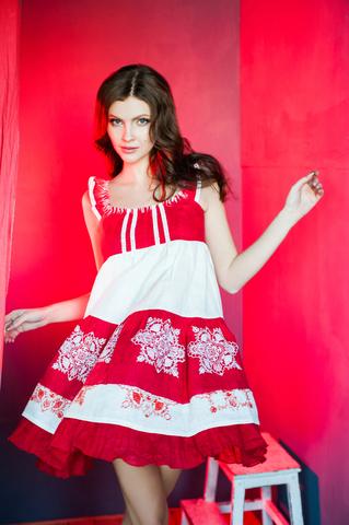 Вероника. Платье женское. PL-14102