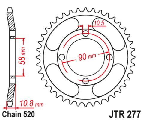 JTR277
