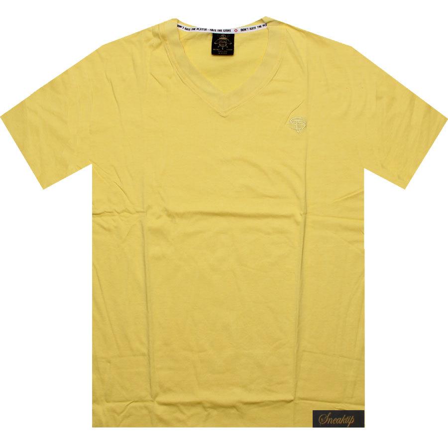 Желтая футболка фото 1