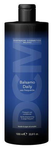 Бальзам для ежедневного применения для волос всех типов с аргановым маслом и кератином -