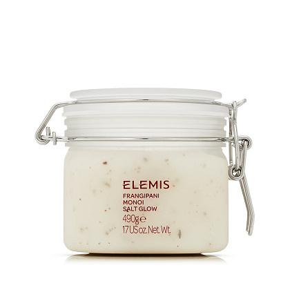Elemis Frangipani Monoi Salt Glow экзотик солевой пилинг для тела Франжипани-Монои 490 г