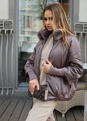 Куртка оверсайз легкая