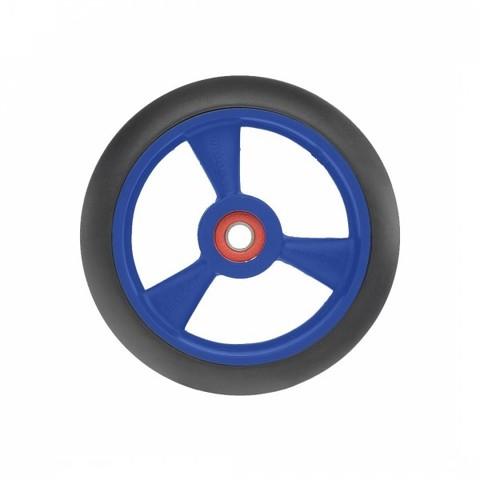 купить синее колесо 120 мм для MINI UP