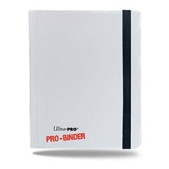 Ultra Pro - Белый альбом для хранения карт с листами 2*2