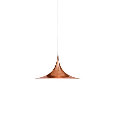 Подвесной светильник копия Semi by Gubi (бронзовый)