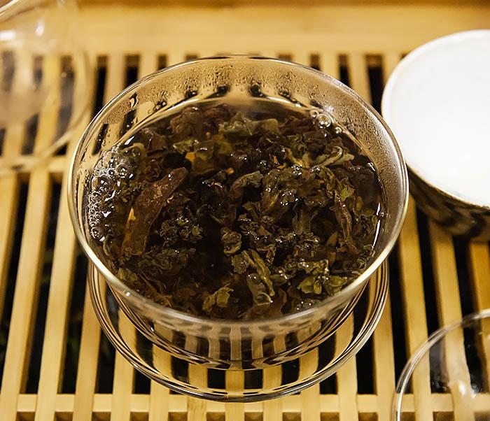 TEA-CH136 Улун Габа Алишань «Изумрудная» (Тайвань, 10 гр) фото 07