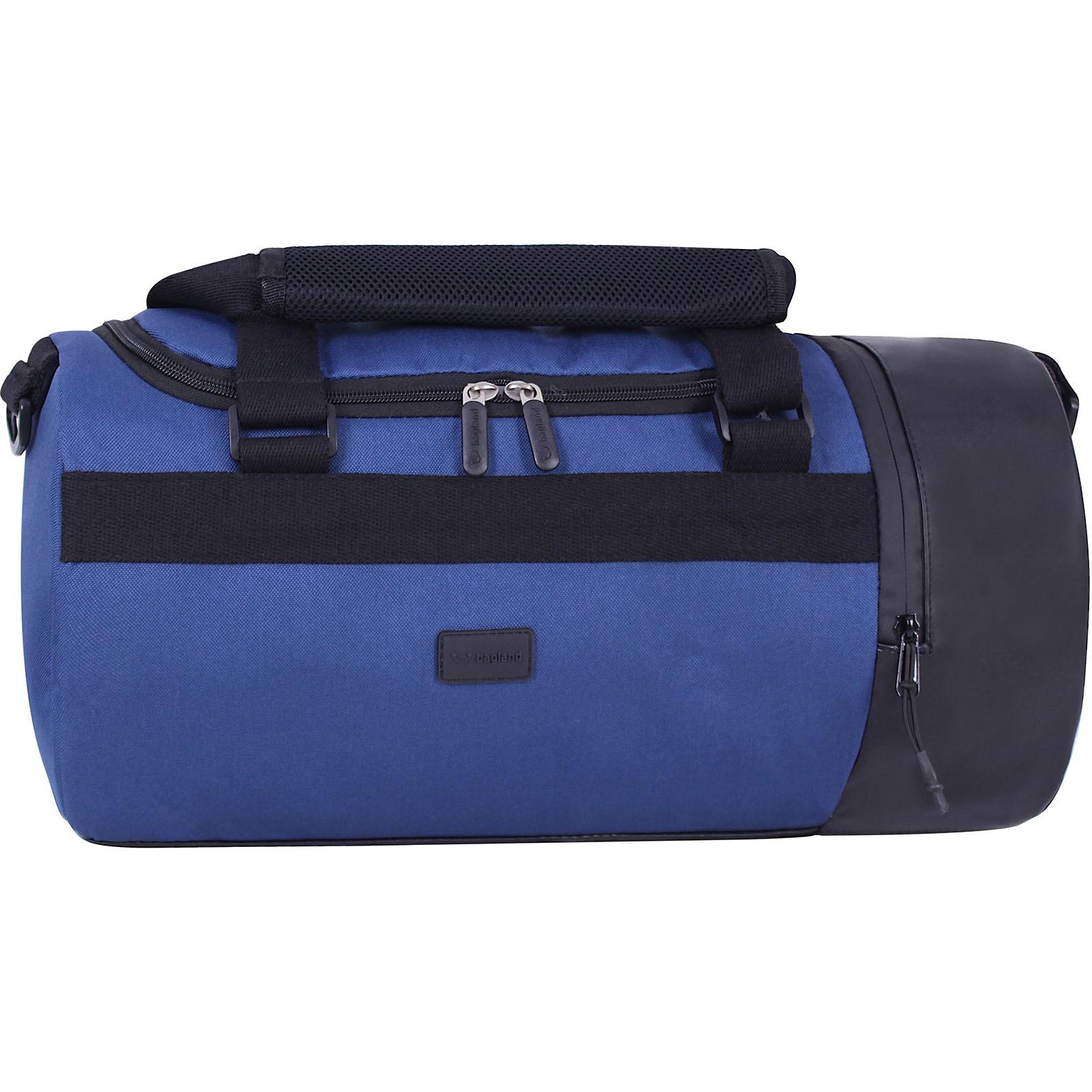 Спортивные сумки Сумка Bagland Klerk 22 л. Синий (0032766) IMG_6083.JPG