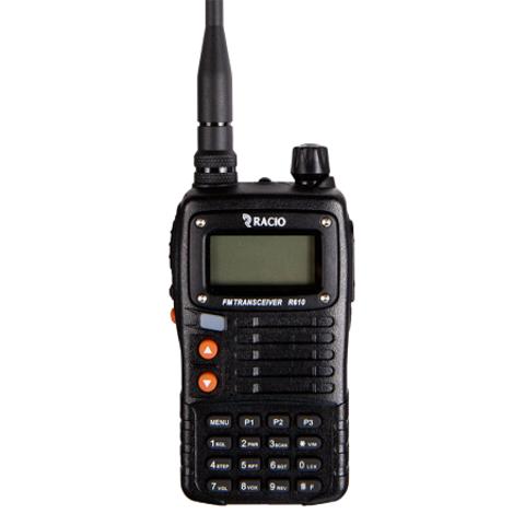 Двухдиапазонная УКВ радиостанция Racio R610