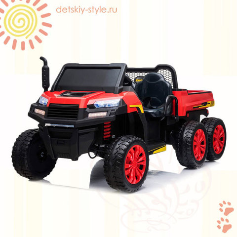 Грузовик-самосвал T100TT 4WD
