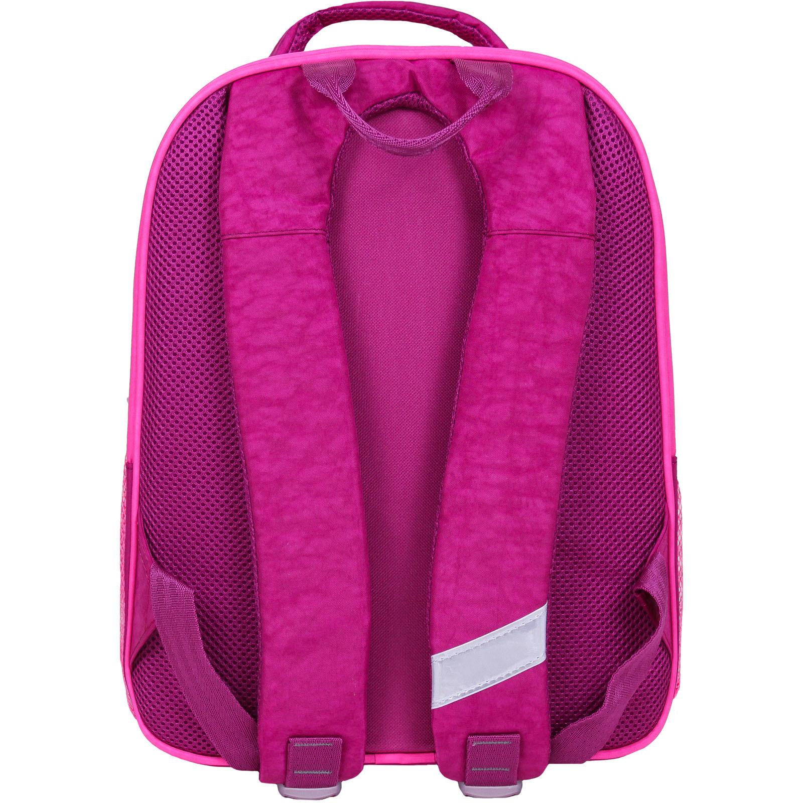 Рюкзак школьный Bagland Отличник 20 л. 143 малиновый 434 (0058070)