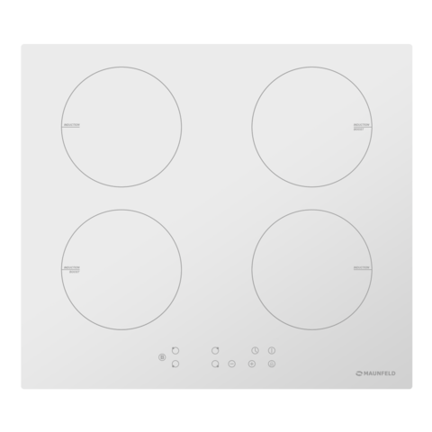 Индукционная варочная панель Maunfeld EVI.594-WH белый