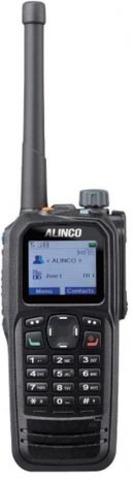 УКВ радиостанция ALINCO DJ-D47 (GPS)