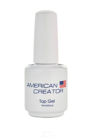 Топ AMERICAN CREATOR Top Gel Vantablack 15мл