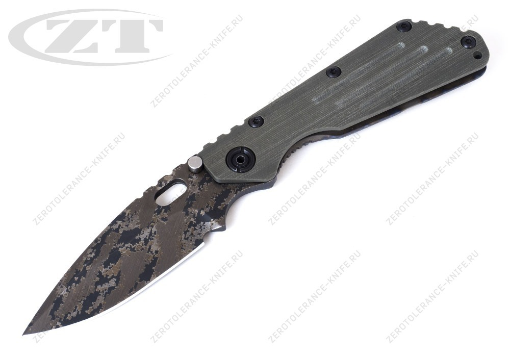 Нож Mick Strider SMF Digicam TAD Edition